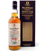 Rosebank 1991/2013 Mackillops Choice 22 år Single Lowland Malt Whisky 55,2%