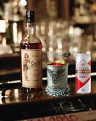 Sailor Jerry Mule Drink