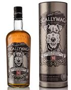 Scallywag 10 år Sherry Cask Douglas Laing Speyside Blended Malt Scotch Whisky 46%