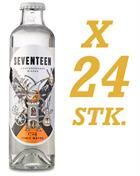 Seventeen 1724 Tonic Water x 24 stk i kasse - Perfect for Gin and Tonic 20 cl