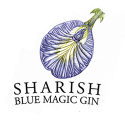 Sharish Blue Magic Gin