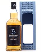 Springbank Single Campbeltown Malt Whisky
