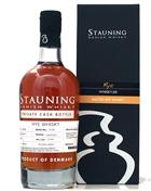 Stauning Private Cask Whisky.dk 5 år 2011/2017 Danish Malted Rye Whisky 57,5%