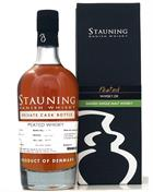 Stauning Private Cask ROMMER Whisky.dk 6 år 2010/2017 Danish Peated Single Malt Whisky 60,8%
