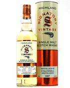 Strathmill 2007/2018 Signatory 10 år Single Speyside Malt Whisky 43%