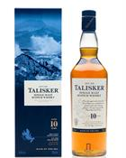 Talisker 10 år Single Malt Whisky Skye 45,8%