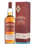 Tamnavulin Sherry Cask Edition Single Speyside Malt Whisky 40%