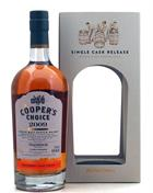 Teaninich 2009/2018 Coopers Choice 8 år Sauternes Cask Single Malt Whisky 54,5%