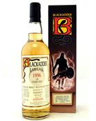 Teaninich 1996/2014 Raw Cask Blackadder 18 år Single Highland Malt Whisky 55,9%