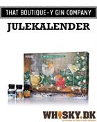 Ginjulekalender - That Boutique-Y Gin Company 2019  - 24 x 3 cl unikke ginsamples - FORUDBESTILLING