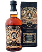 The Gordon Highlanders Blended Scotch Whisky 40%