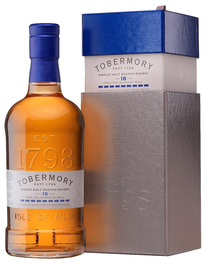 tobermory black singles Its main product, tobermory single malt, is used in the blends scottish leader and black bottle.