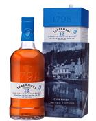 Tobermory 2007/2020 12 år Port Pipe Finish Limited Edition Single Island Malt Whisky 58,6%