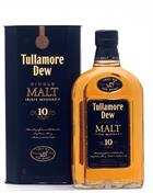 Tullamore Dew 10 år Single Malt Irish Whiskey 40%