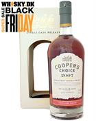 Tullibardine 2007/2015 Coopers Choice 8 år Port Cask Matured Single Highland Malt Whisky 46%