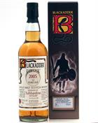 Tullibardine Blackadder Raw Cask 2005 Sherry Oak Finish Single Highland Malt Whisky 60,2%