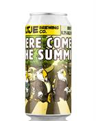 Uiltje Here Comes The Summit Brut Specialøl 44 cl 6,2%