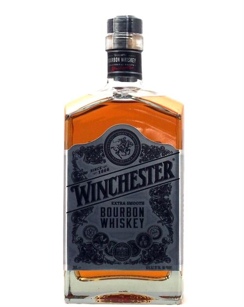 Winchester Extra Smooth Bourbon Whiskey 45%