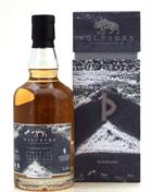 "Wolfburn ""þ"" Single Highland Malt Scotch Whisky 50%"