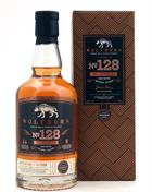 Wolfburn No. 128 Single Malt Scotch Whisky 46%