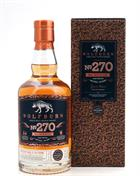 Wolfburn No. 270 Single Highland Malt Scotch Whisky 46%