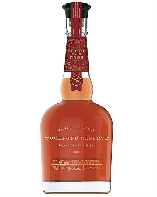 Woodford Reserve Brandy Cask Masters Collection Kentucky Straight Bourbon Whiskey 45,2%