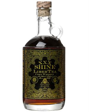XXX Shine Libertea Corn Whiskey Moonshine