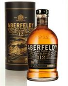 Aberfeldy 12 år Single Malt Highland Whisky 40%