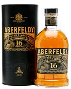 Aberfeldy 16 år Single Malt Highland Whisky 40%