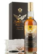 Amrut Greedy Angels Second Edition Single Malt Whisky India