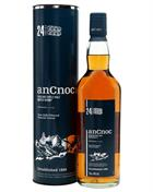 An Cnoc 24 år AnCnoc Single Highland Malt Whisky 46%