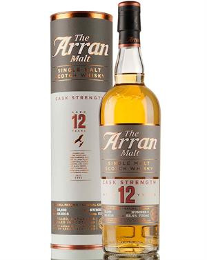 Arran 12 år Cask Strength Batch