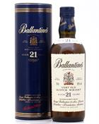 Ballantines 21 year old Duty Free