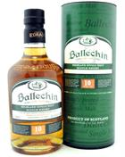 Edradour Ballechin 10 �r Peated Cask Single Highland Malt 46%