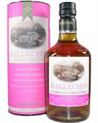 Edradour Ballechin # 7 Bordeaux Cask Single Highland Malt 46%