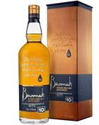 Benromach 10 år Malt Whisky 43% 70 cl