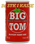BIG TOM Bloody Mary mix Kasse tilbud