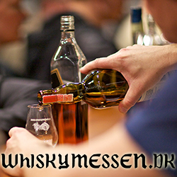 Billet til Whiskymessen