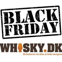 53bb3e83 Spiritus Black Friday 2019: Tilbud på whisky, rom, cognac & gin