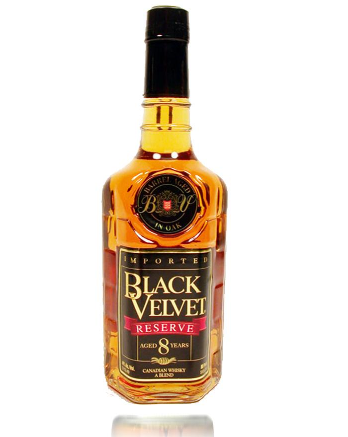 Black Velvet Whiskey Black Velvet 8 r Canadian