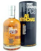 Port Charlotte PC 8 Bruichladdich Single Islay Malt Whisky 60,5%