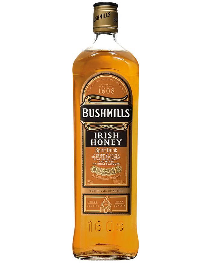Elsker du honning s pr v denne bushmills honey for Honey whiskey drink recipes