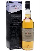Caol Ila Unpeated 18 år 2017 Single Islay Malt Whisky