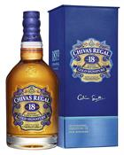 Chivas 18 år Original Blended Scotch Whisky 40%