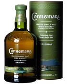 Connemara Peated Irish Single Malt Whiskey 40%