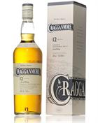 Cragganmore 12 år Single Speyside Malt Whisky 40%