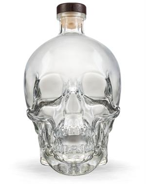 Crystal Head 100% Ultra Premium Vodka 70 cl 40%