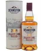 Deanston Brandy Cask Finish 2008 Single Highland Malt Whisky 56,4%