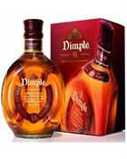 Dimple 15 år De Luxe Scotch Whisky 40%