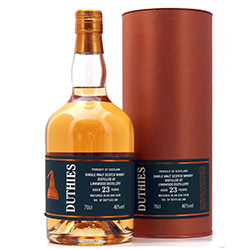 Duthies Whisky